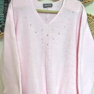 VINTAGE Valley Girl Sweater Ultra 80's